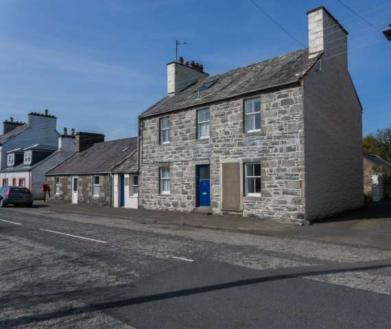 5 Bedrooms Semi Detached House for sale in Bladnoch, Wigtown, Dumfries and Galloway, DG8 9AB