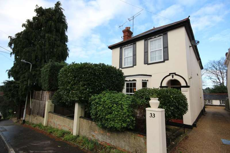 3 Bedrooms Detached House for sale in North Road, Ascot