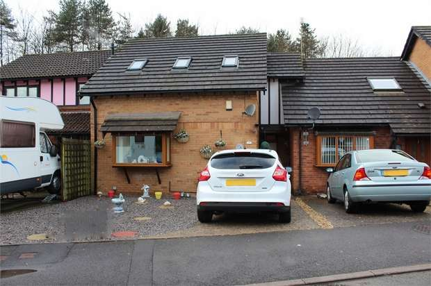 3 Bedrooms End Of Terrace House for sale in Maerdy Park, Pencoed, Bridgend, Mid Glamorgan
