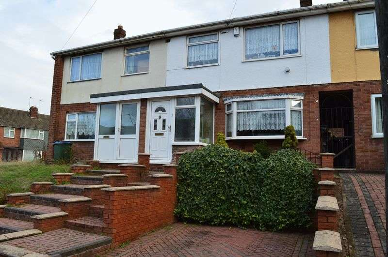 3 Bedrooms Terraced House for sale in Ardav Road, West Bromwich