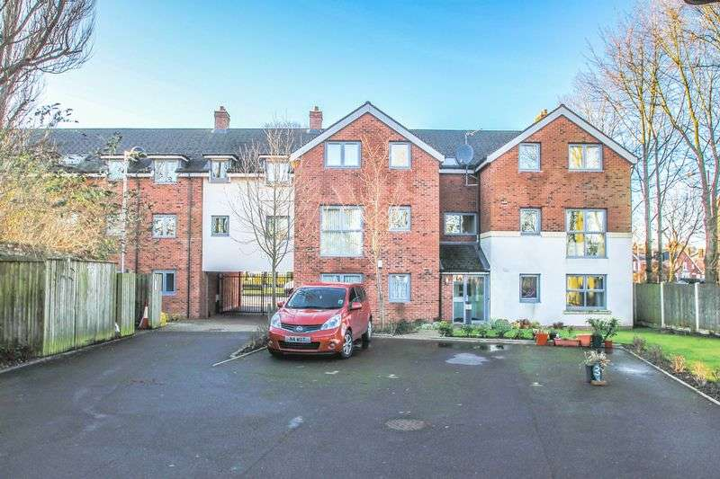 2 Bedrooms Flat for sale in Virola Court, Park Road, Walsall