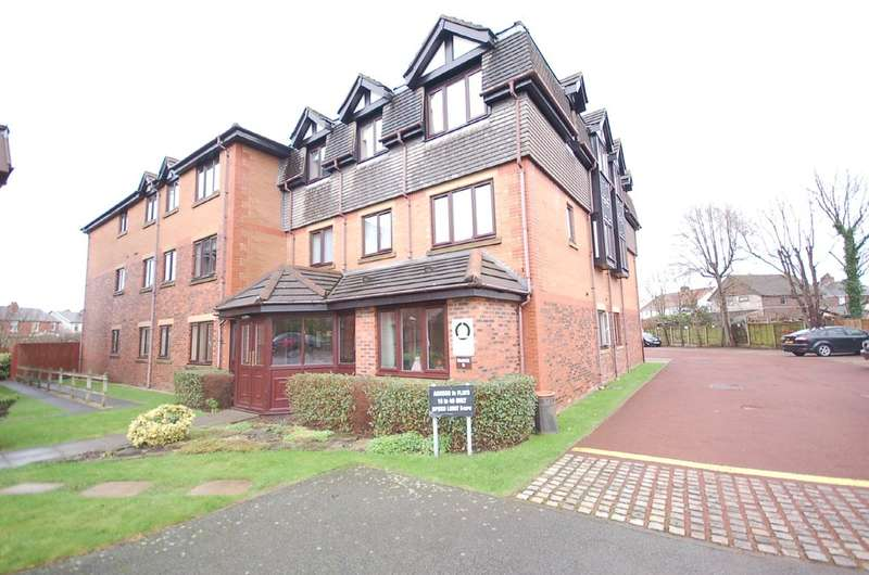 1 Bedroom Ground Flat for sale in Windsor Court, Poulton-Le-Fylde