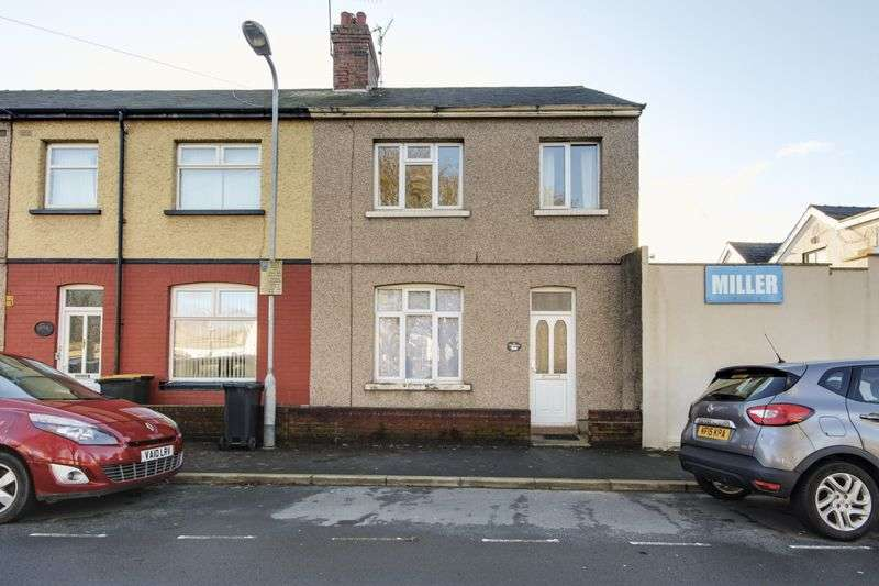 2 Bedrooms Terraced House for sale in Turner Street, Newport