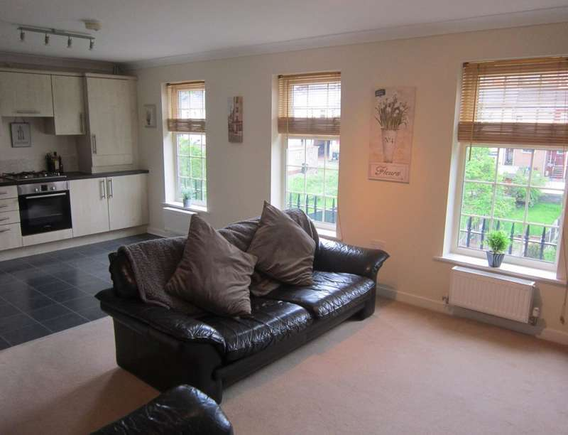 2 Bedrooms Flat for sale in Langmere Close, Barnsley, S70