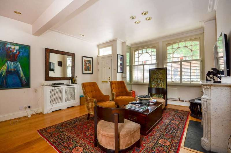 4 Bedrooms Terraced House for sale in Rosebury Road, Sands End, SW6
