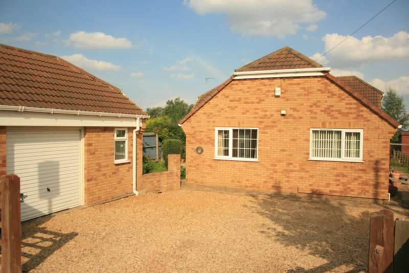 2 Bedrooms Bungalow for sale in Herne Road, Pondersbridge, PE26