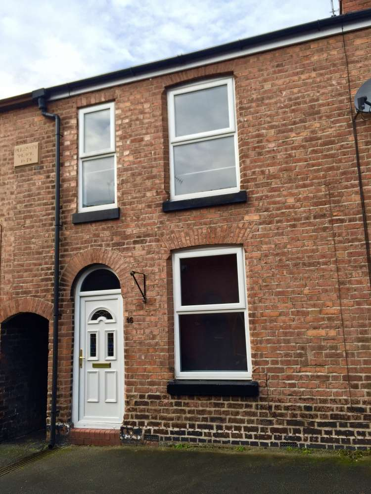 3 Bedrooms Terraced House for sale in Wellington Street, Northwich, Cheshire, CW8
