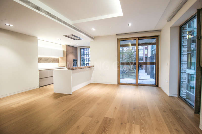 2 Bedrooms Flat for sale in Fitzroy Place, 5 Pearson Square, Fitzrovia