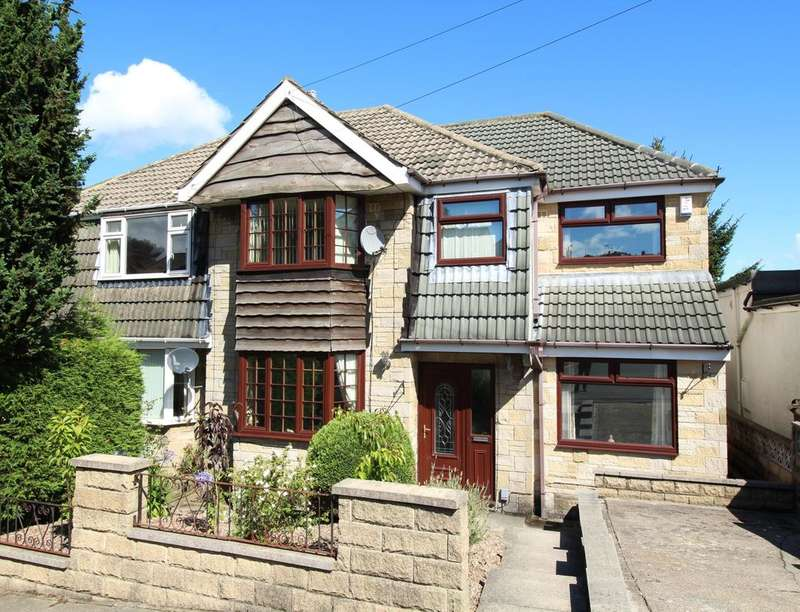 5 Bedrooms Semi Detached House for sale in Windermere Road, Bradford, BD7