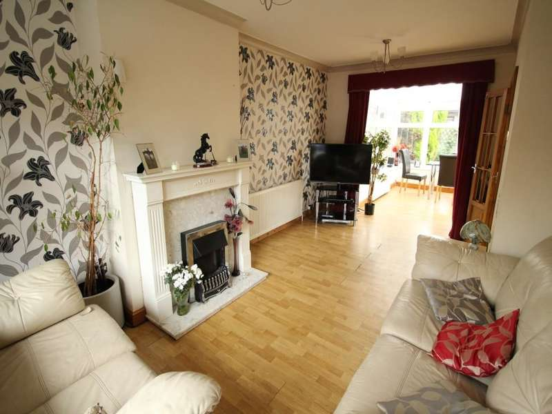 4 Bedrooms Semi Detached House for sale in Worthing Head Close, Wyke, Bradford, BD12