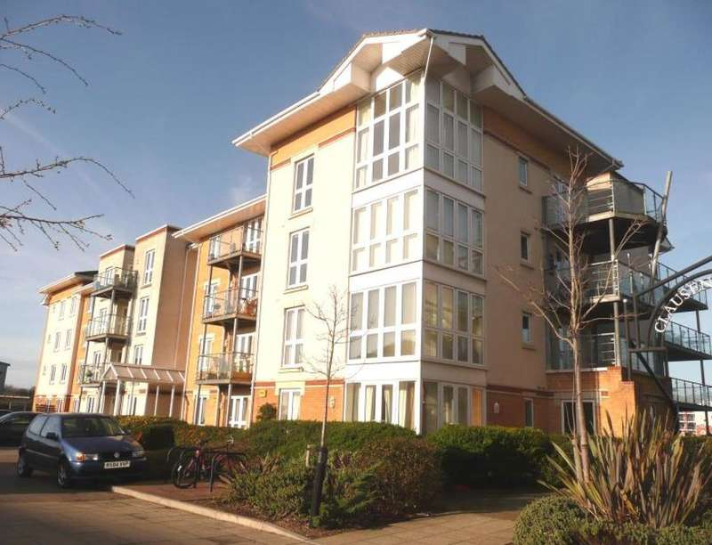 2 Bedrooms Flat for sale in Hawkeswood Road, Southampton, SO18