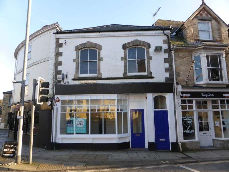 Commercial Property for sale in New Bridge Street, Truro