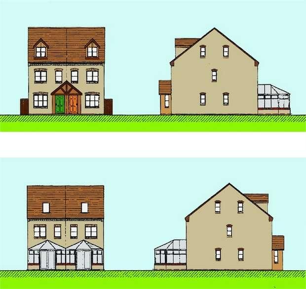 4 Bedrooms Town House for sale in Bilston Lane, WEDNESBURY, West Midlands