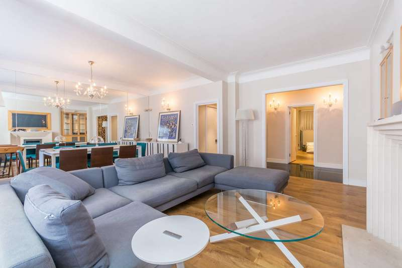 3 Bedrooms Flat for sale in Prince Albert Road, Regent's Park, NW8