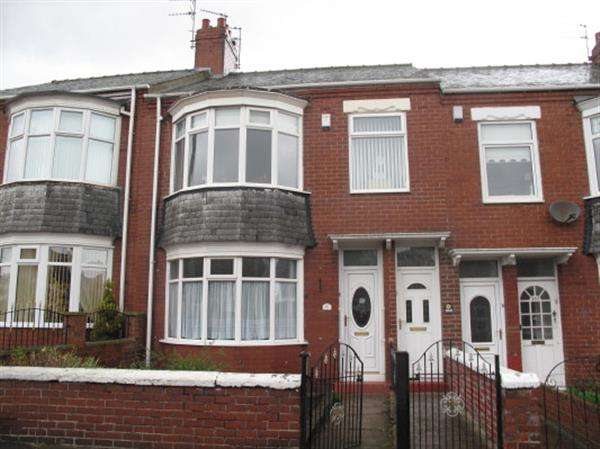 2 Bedrooms Apartment Flat for sale in Mowbray Road, South Shields