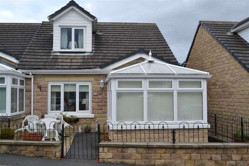 3 Bedrooms Semi Detached Bungalow for sale in Willow Bank Close, Allerton, Bradford