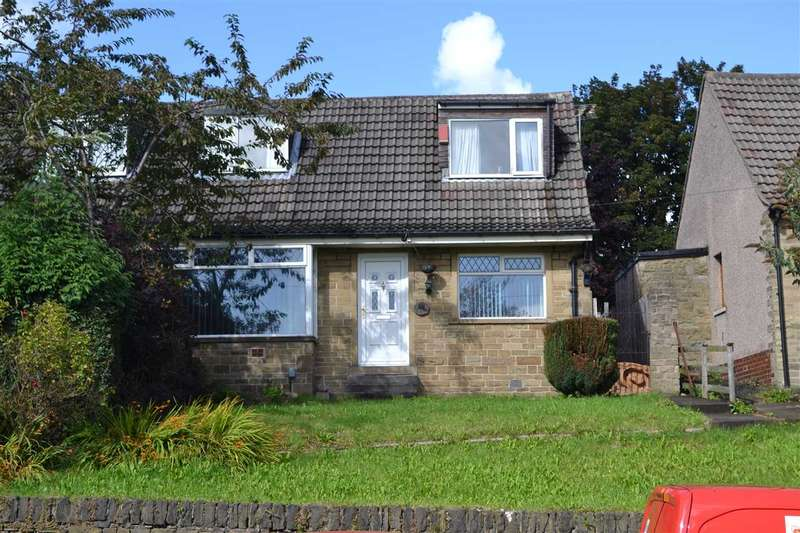 3 Bedrooms Semi Detached Bungalow for sale in Allerton Road, Allerton, Bradford