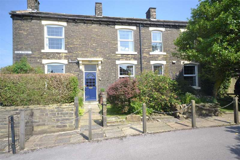 4 Bedrooms Detached House for sale in Ada Street, Off New Park Road, Queensbury, Bradford