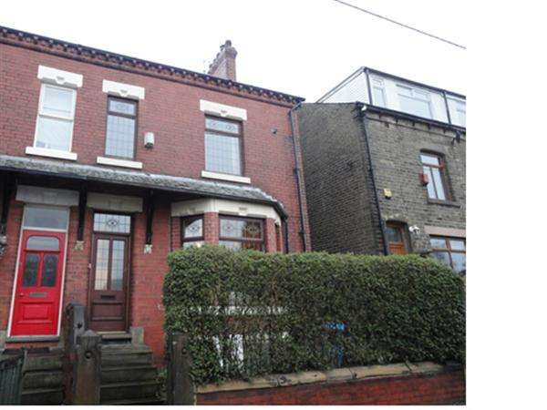 4 Bedrooms Semi Detached House for sale in Mossley Road, Grasscroft, Saddleworth