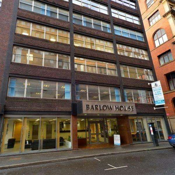 Office Commercial for rent in Barlow House -, Minshull Street, Manchester