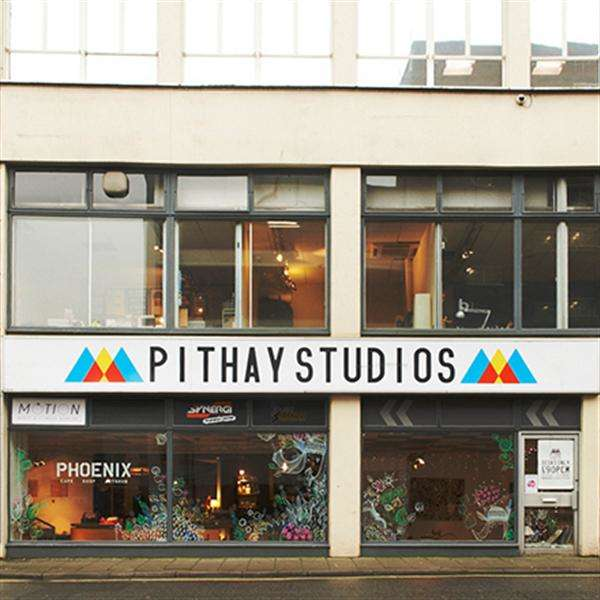 Office Commercial for rent in Pithay Studios, All Saints, Bristol