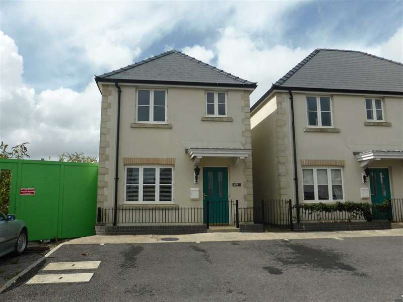 2 Bedrooms Detached House for sale in 9 Pitchford Lane, Llandarcy, Neath