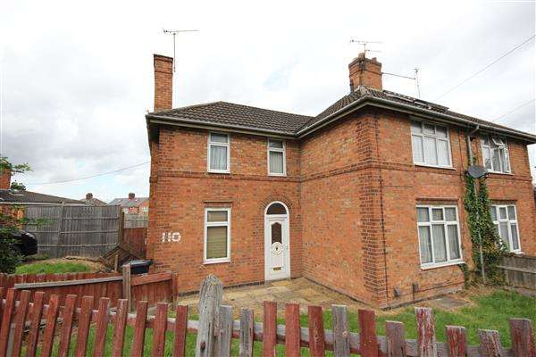 3 Bedrooms Semi Detached House for sale in Copdale Road, Leicester