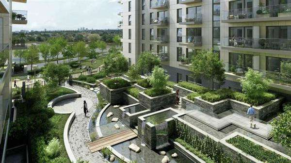 1 Bedroom Property for sale in Hadleigh Apartments, Woodberry Down, London