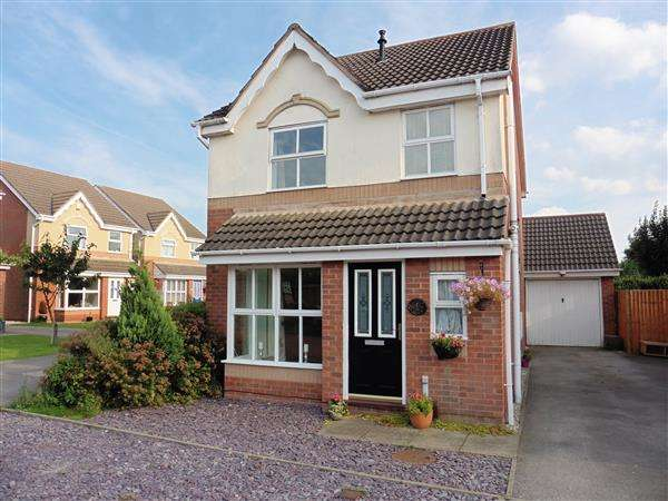 3 Bedrooms Detached House for sale in Middleton Close, Selston, Nottingham