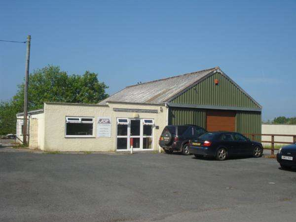 Commercial Property for sale in CAMBRIAN BUILDINGS, LOWER LAMPHEY ROAD, Pembroke
