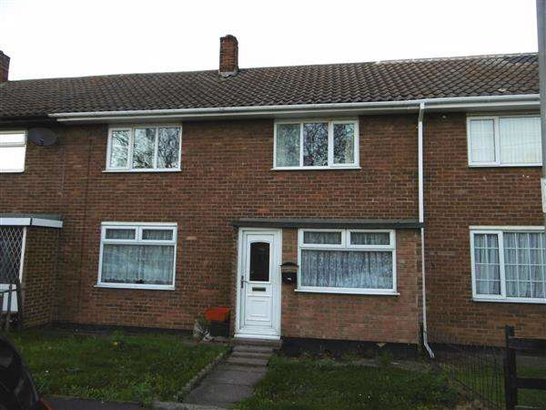 3 Bedrooms Terraced House for sale in Margaret Avenue, Scunthorpe