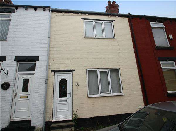 2 Bedrooms Terraced House for sale in Ivy Terrace, South Elmsall