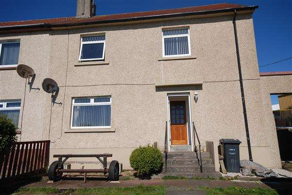 4 Bedrooms Semi Detached House for sale in Sannox Drive, Saltcoats, Saltcoats