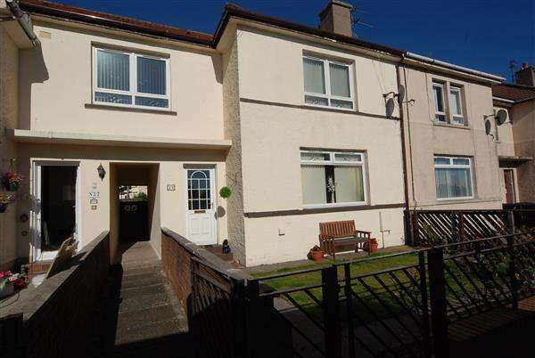 4 Bedrooms Terraced House for sale in Beggs Terrace, Ardrossan
