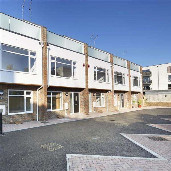 4 Bedrooms House for sale in Connaught Mews, Melbourne Street, Brighton