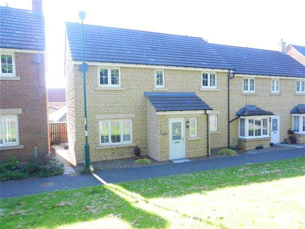 4 Bedrooms Semi Detached House for sale in Murray Park, Stanley