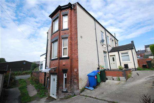 1 Bedroom Terraced House for sale in Primrose Villas, Holmes Street, Rochdale