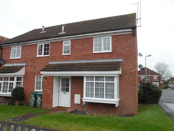 2 Bedrooms End Of Terrace House for sale in Webster Road, Aylesbury