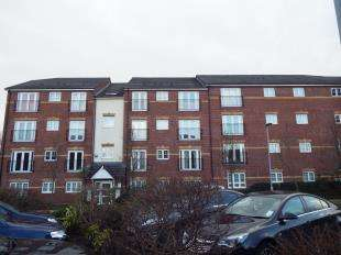2 Bedrooms Flat for sale in Larch Gardens, Manchester, Greater Manchester