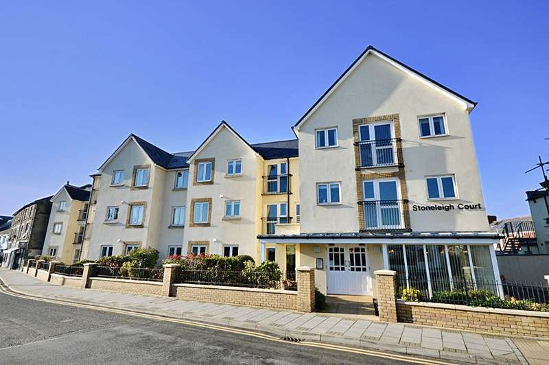 2 Bedrooms Retirement Property for sale in Stoneleigh Court, Porthcawl, CF36 3DY
