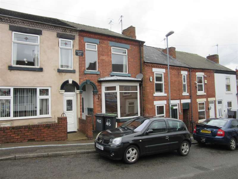 2 Bedrooms Property for sale in Lynncroft, Eastwood, Nottingham