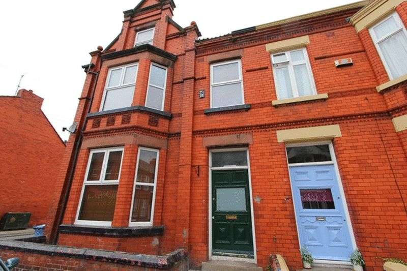 7 Bedrooms Terraced House for sale in Ampthill Road, Aigburth, Liverpool, L17