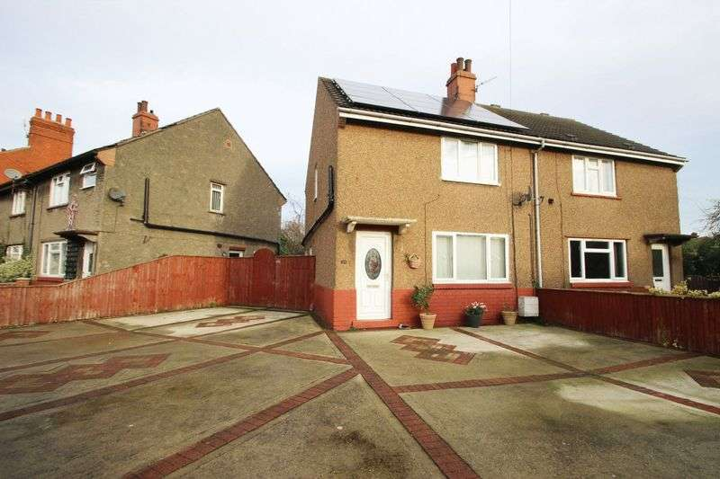 3 Bedrooms Semi Detached House for sale in MARGARET STREET, IMMINGHAM