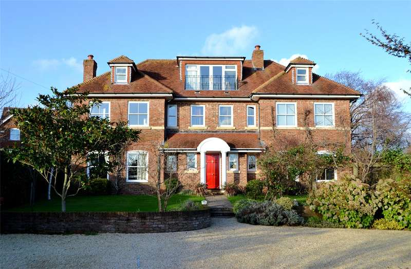 6 Bedrooms Detached House for sale in West Hayes, Lymington, Hampshire, SO41