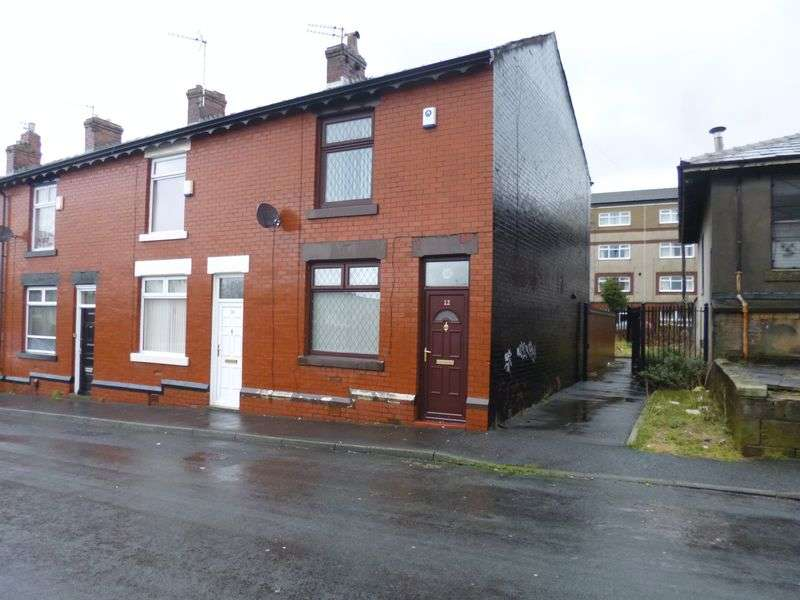 2 Bedrooms Property for sale in Sexton Street, Heywood ***NO CHAIN***