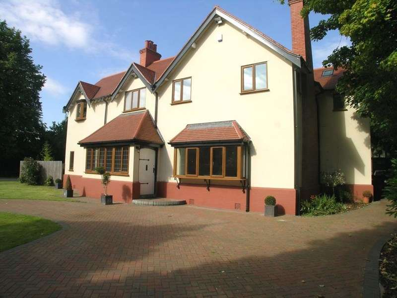 5 Bedrooms Detached House for sale in Vyner Road South, Prenton