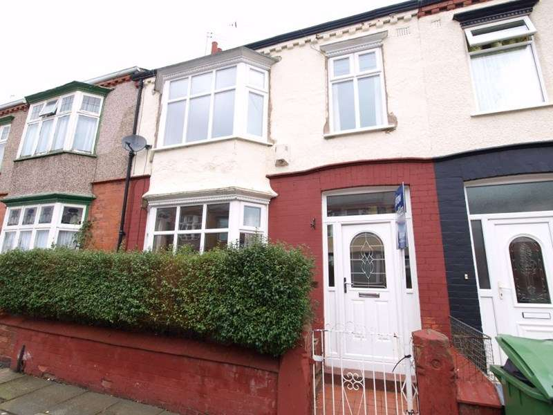 4 Bedrooms Terraced House for sale in Parkhill Road Prenton