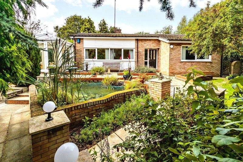 4 Bedrooms Detached Bungalow for sale in Doddington Road, Wilby, Wellingborough, Northamptonshire. NN8 2UA