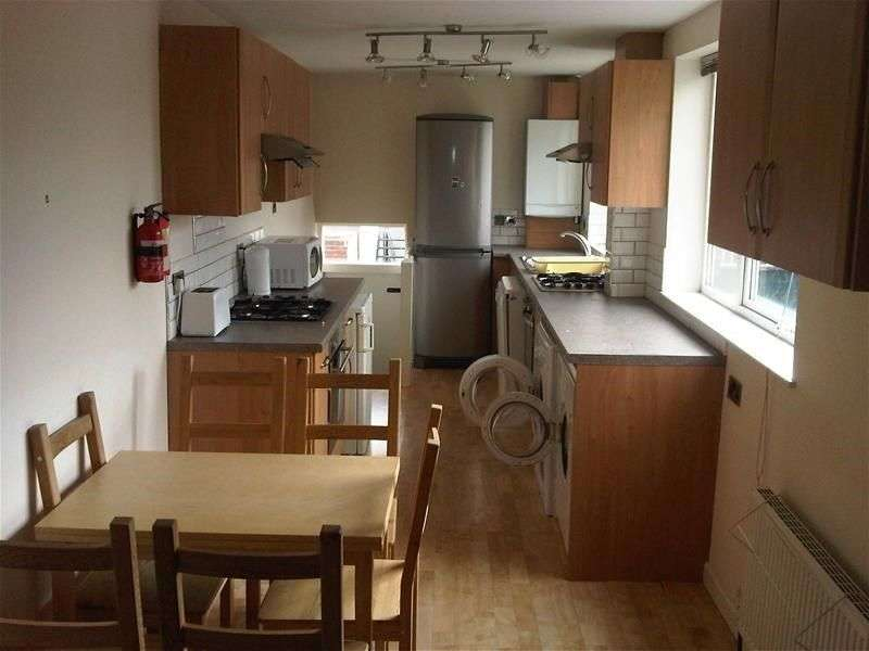 6 Bedrooms Maisonette Flat for rent in Hotspur Street, Heaton