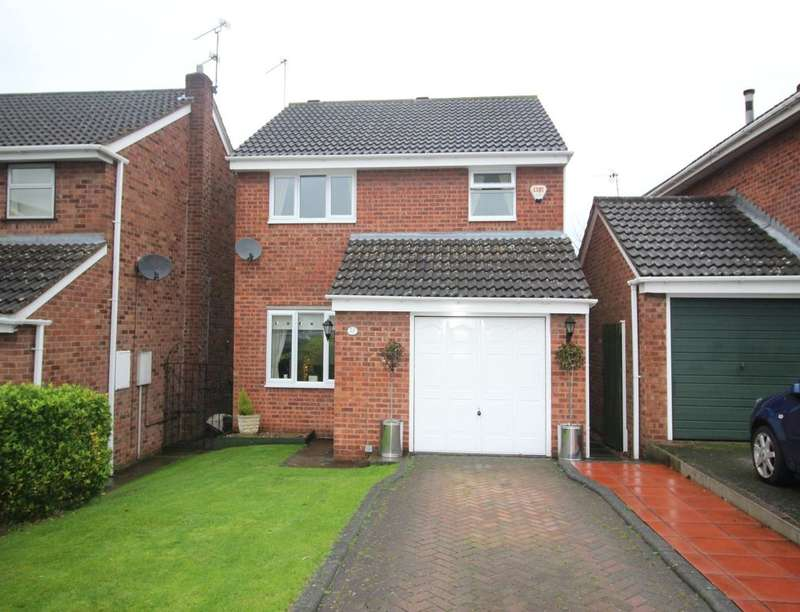 3 Bedrooms Detached House for sale in Elm Walk, Retford, DN22